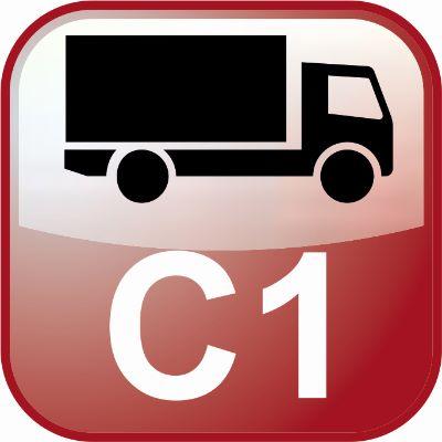 Fahrerlaubnisklasse C1