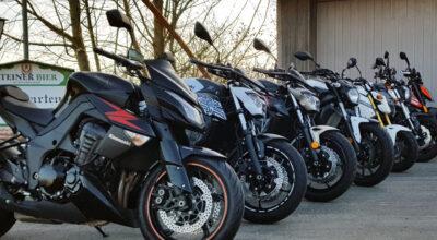 Fahrschulmotorräder