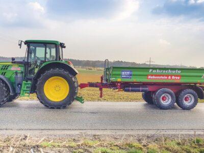 Traktor Fahrschule Habenstein und Breu GmbH