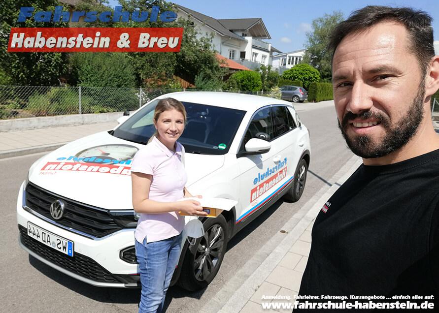 Herzlichen Glückwunsch zur bestandenen Führerscheinprüfung liebe Marsida! Führerschein - Auto - Fahrschule