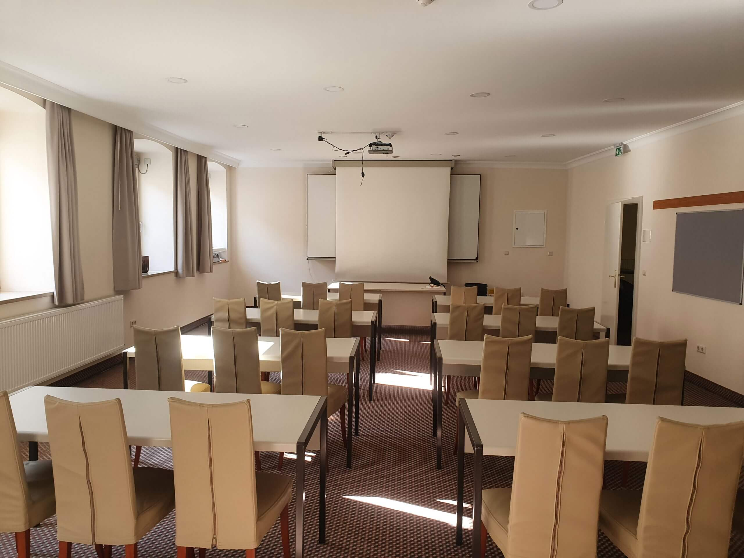 Hotel Fletzinger Schulungsraum