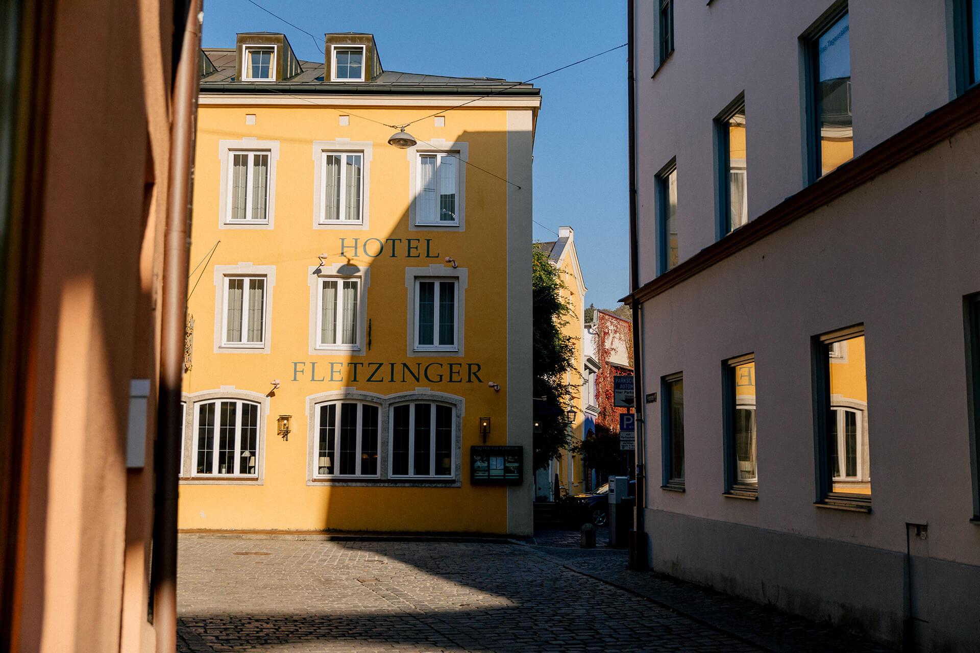 Hotel Fletzinger Altstadt Wasserburg